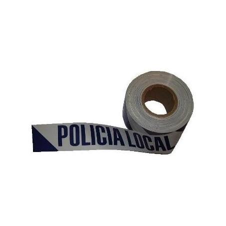 CINTA POLICIA LOCAL NO PASAR