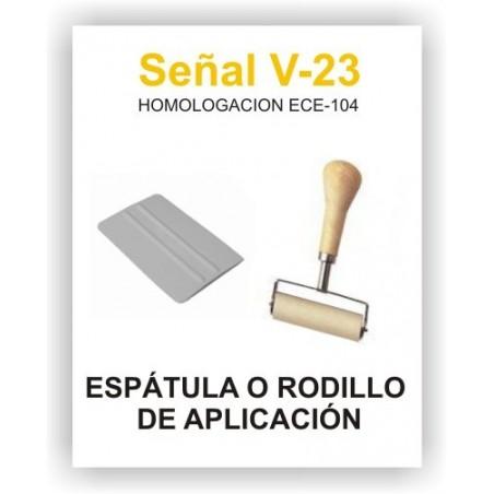 ACCESORIOS V-23 DE APLICACION
