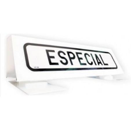 SEÑAL V-21 ACOMPAÑAMIENTO ESPECIAL