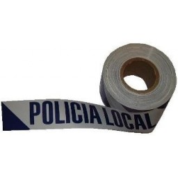 CINTA POLICIA LOCAL NO PASAR