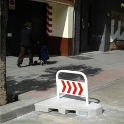 ISLETA DE VADO HORMIGÓN