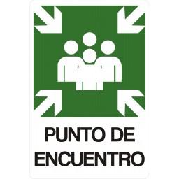 SEÑAL PUNTO DE ENCUENTRO
