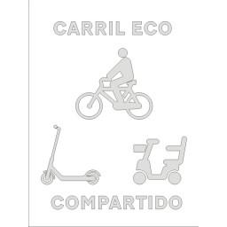 PLANTILLA CARRIL ECO SOSTENIBLE