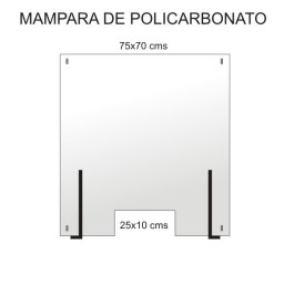 MAMPARA PROTECCION COVID19