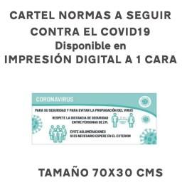 CARTEL CONSEJOS COVID19