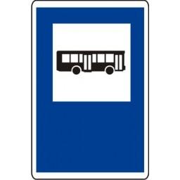 SEÑAL PARADA BUS