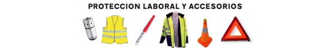 Venta de accesorios señalización personal de emergencia y equipos de proteccion laboral individual EPIS