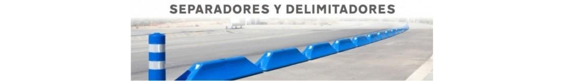 HITOS Y BALIZAS DE APARCAMIENTO