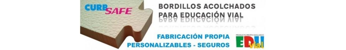 BORDILLOS PARA CIRCUITOS DE EDUCACION VIAL INFANTIL